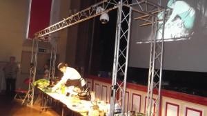 Steph Take 3 Chefs